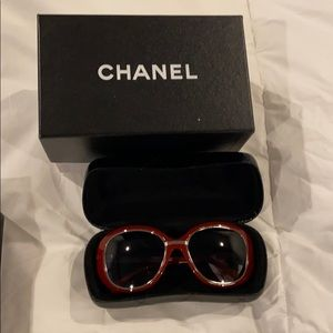 NWT AUTHENTIC Chanel sunglasses